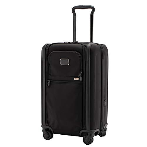 [ トゥミ ] TUMI スーツケース 35L ALPHA 3 インターナショナル デュアル アクセス 4ウィール キャリーオン アルファ 3 International Dual Access 4 Wheeled Carry-On 1171601041