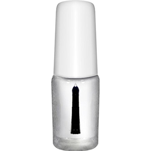 Mastix Hautkleber Klebemittel für Latex Applikationen 3,3 g Kleber für Wunden und Bärte Spirit Gum Karneval Accessoires Halloween Kosmetik Kosmetischer Spezialkleber