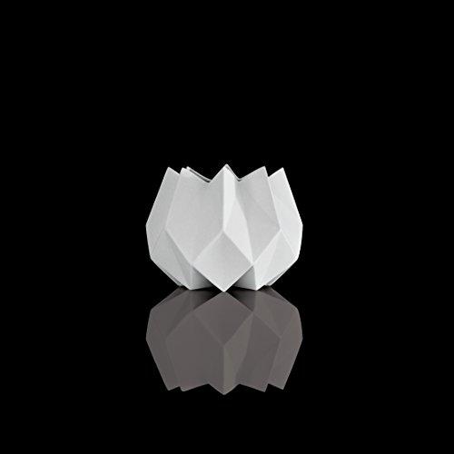 Goebel - Vase - Polygono Star - Porzellan - Höhe 14 cm