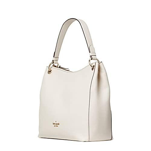 kate spade handbag for women Kat shoulder bag leather (Parchment)
