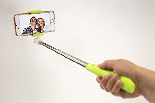 Cullmann 50132 Selfie Stick, Verde