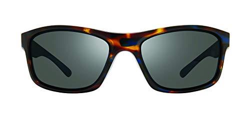 Revo Sonnenbrille für Männer und Frauen – polarisierte rechteckige Stile – mehrere Rahmen und Gläser Farben