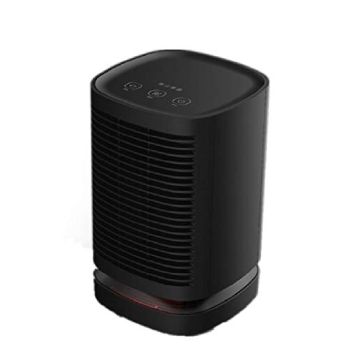 TTPF Elektro-Heizung tragbare Mini-Desktop-Fußwärmer warme Lüfter Touch-Steuerung Dumping Abschaltung niedriger Lärmschutz für Home-Office-Desktop-1000W
