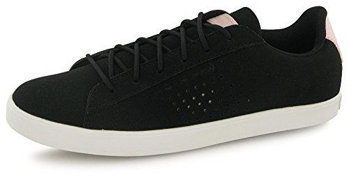 Le Coq Sportif Sneaker Donna, Nero (Nero), 38 EU