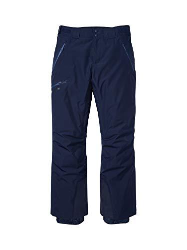 Marmot Lightray Pant Pantaloni da Neve Rigidi, Abbigliamento per Sci E Snowboard, Antivento, Impermeabili, Traspiranti, Uomo, Arctic Navy, L