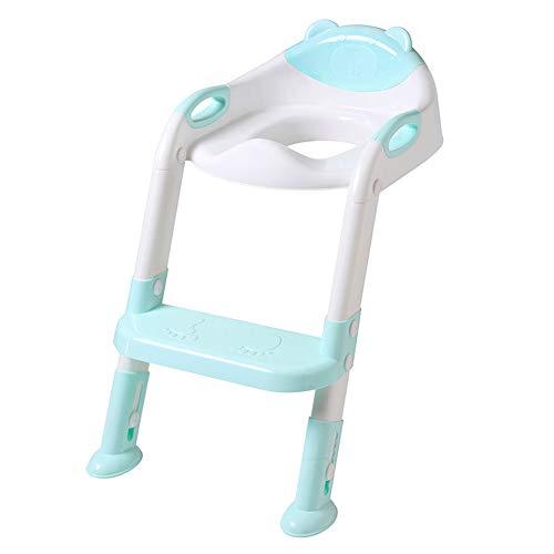CYANNAN Booster higiénico Salpicaduras Bebé con Antideslizante diseño ergonómico cojín del Asiento...