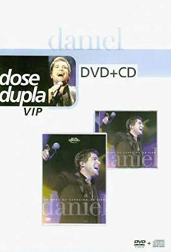 DANIEL - 20 ANOS DE CARREIRA - AO VIVO - DVD + CD