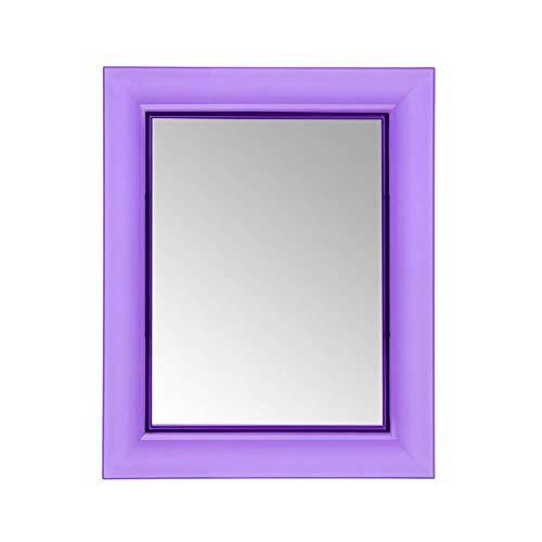 Kartell François Ghost miroir violet transparent