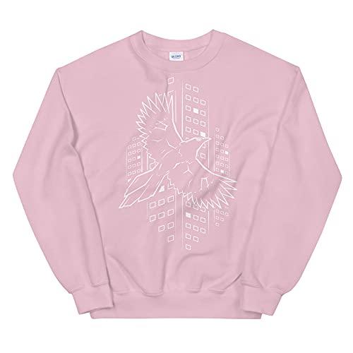 City Flight – Unisex Sweatshirt
