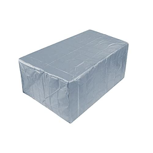 MKWEY - Coprimobili da patio per l'inverno, 120 x 60 x 90 cm, per mobili da esterno, copertura per sedie da salotto, antivento, resistente agli strappi, adatto a sedie da tavolo