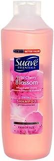 Suave New 358938 Shampoo Wild Cherry Blossom 30Z (6-Pack) Shampoo Wholesale Bulk Health & Beauty Shampoo