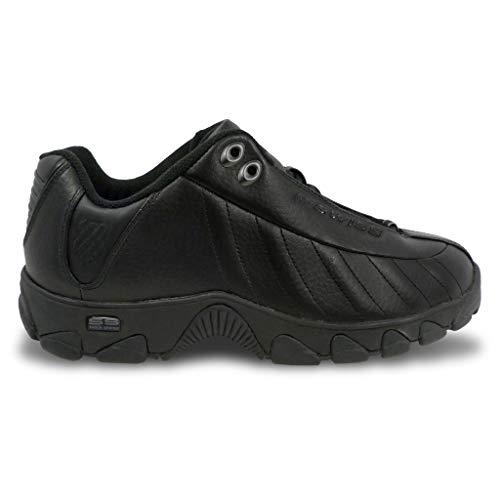 K-Swiss Men's ST329 CMF Training Shoe, Black, 7 M US,...
