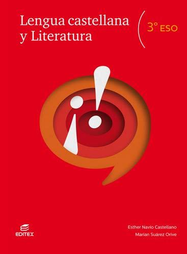 Lengua castellana y literatura 3º eso (Secundaria)