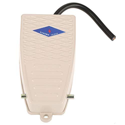 Normalmente interruptor de pie, interruptor de pedal, herramienta de interruptor para uso industrial