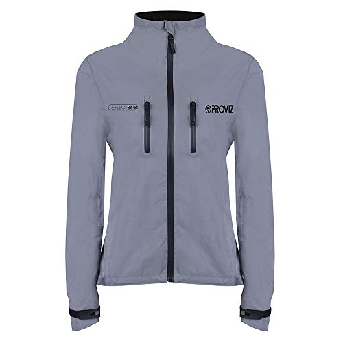 Proviz Reflect360 Womens Cycling Jacket, Fully...