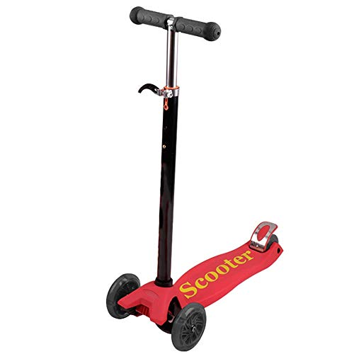 Why Should You Buy YUMEIGE Kick Scooters Kick Scooter with Double Rear Wheel Adjustable Height Commu...