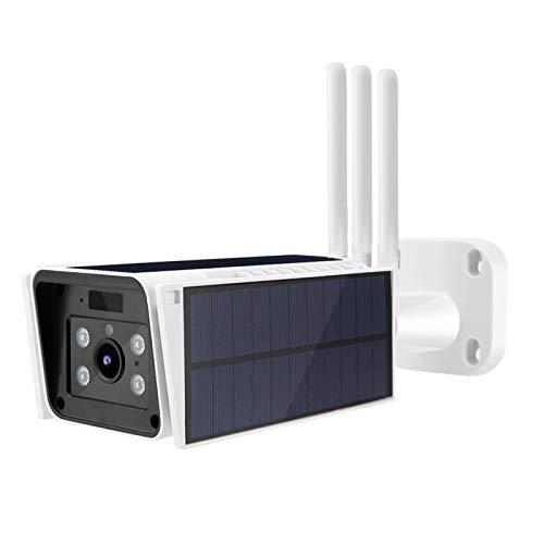 FEBT Sistema de monitorización inalámbrica, cámara de Seguridad con energía Solar de visión(European Frequency Band)