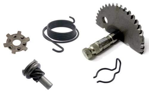 Kickstarter Reparatur Satz 5-teilig für Peugeot Speedfight 1 2 AC/LC Buxy TKR