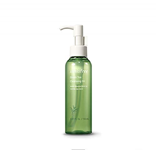 """[Innisfree] Green Tea Cleansing Oil 150ml """" 2018 New Product """""""
