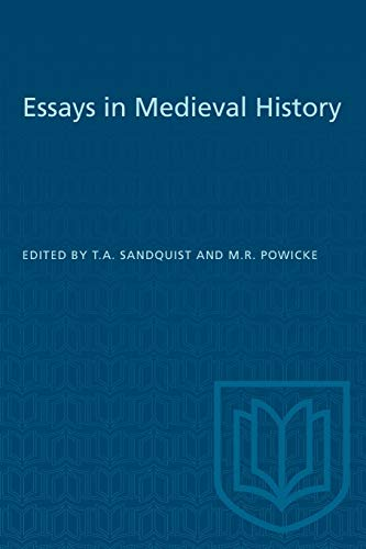Essays in Medieval History (Heritage)