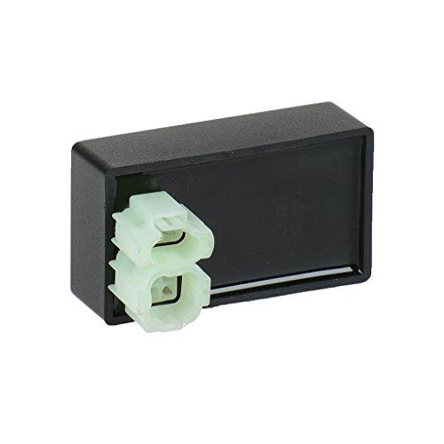 CDI Zündeinheit Tuning 125ccm 4Takt DC für Gleichstrom 4+2 Pins