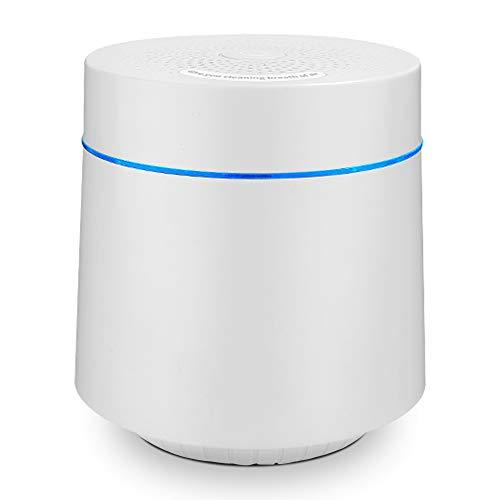 Air Purifier with HEPA & Carbon Filters & UV light,Desktop USB Air...