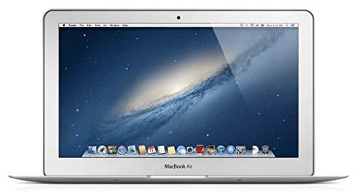 Apple MacBook Air 11.6' (i5-5250u 8gb 128gb SSD) QWERTY U.S Teclado MJVM2LL/A Principio 2015 Plata (Reacondicionado)