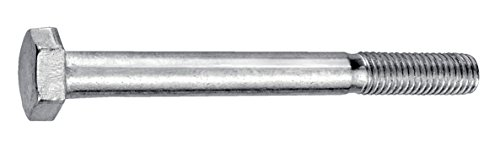 Connex Sechskantschrauben M10 x 120 mm, DIN 931, 1000 g, verzinkt, KL4081120