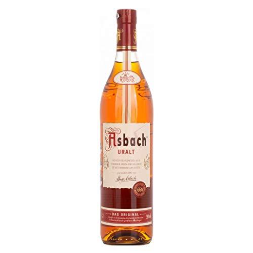 Asbach Uralt (1x 0,7l) - distillato di vino - specialita dal 1892 invecchiato 3 anni - 700 ml