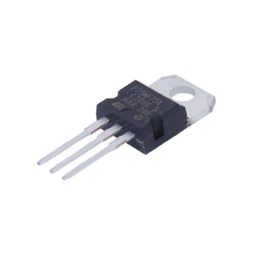 Paquete de 10 piezas BOJACK IRF4905 MOSFET Transistores IRF4905S 74 A 55 V canal P Potencia MOSFET TO-220AB