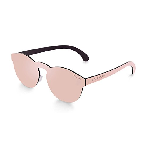 Paloalto Sunglasses p22.7Gafas de Sol Unisex, Rosa