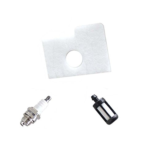 Hipa Air Filter Oil Filter Spark Plug fit for Stihl MS170 MS180 017 018 Chainsaw