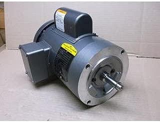 BALDOR-RELIANCE 38G474/VL3510 1HP INDUSTRIAL/GENERAL PURPOSE MOTOR,CAPACITOR-START,115-230/60/1 RPM:1725/1-SPEED