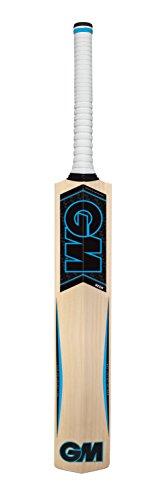 GM Unisex Neon Cricket 101Bat, blau
