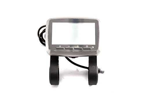 Elektro Fahrrad LCD Display Tongsheng Vaun Mittelmotor 250/350Watt 36V E Bike
