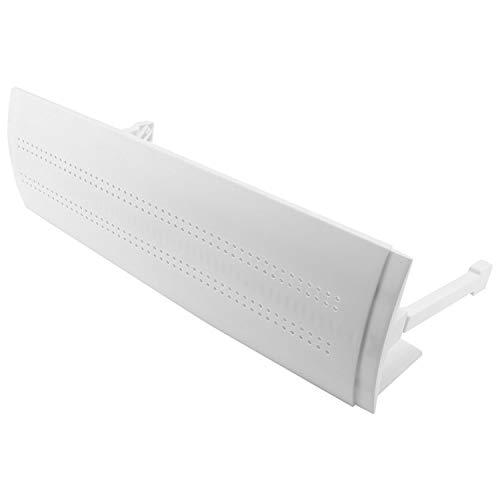 Gesh Cubierta de aire acondicionado ajustable para parabrisas, aire acondicionado, deflector de aire acondicionado