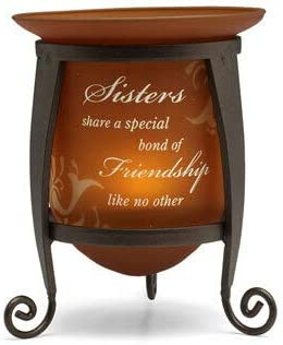 Simply Ultra-Cheap Deals Stated by Pavilion 4-3 4-Inch Me Popular brand Amber Holder Candle with