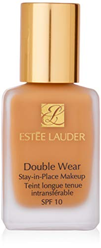 Estée Lauder Double Wear Stay-in-Place Makeup SPF 10 Foundation, 4W3 Henna, 30 ml