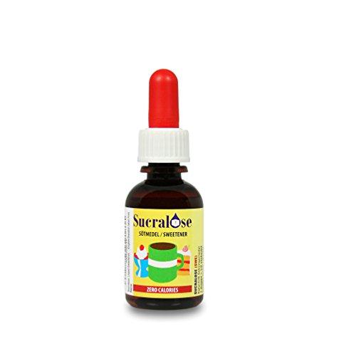 Sucralose, Liquid Sweetener, 33 ml, with English/Swedish label Print