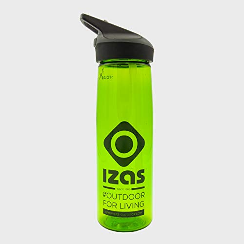 Izas Outdoor Bouteille d'eau de 0,7 L (Light Green, One)