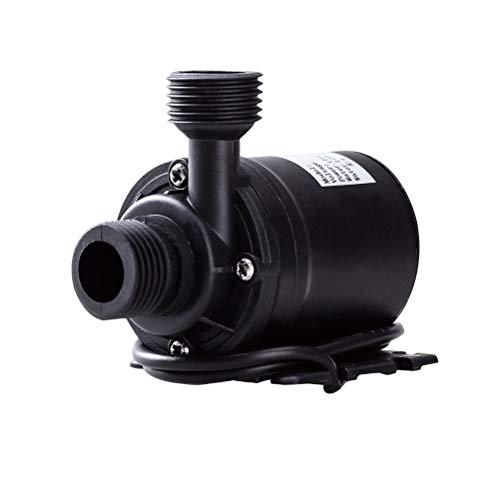 Mimiga Pumpe 12v Einsgut 12V 800L / H Hochleistungs- Und Geräuscharme, Bürstenlose Tauchwasserpumpe