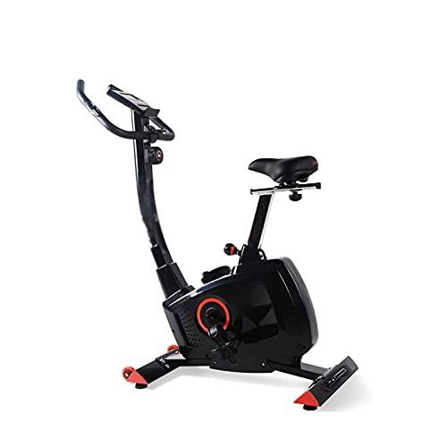 DJDLLZY Bicicleta de Ejercicio Portátil Ajustable Ultra Silencioso Control Magnético Vertical Equipamiento de Fitness Bicicleta para Hacer Deporte en Casa (Tamaño: 96 * 45 * 125 cm)
