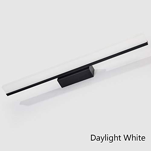 Led Hell Weiß Spiegelleuchte,schminklicht Eitelkeit Licht Eitelkeit Spiegelleuchte Badleuchte Wandleuchte Für Schminktisch-schwarz...