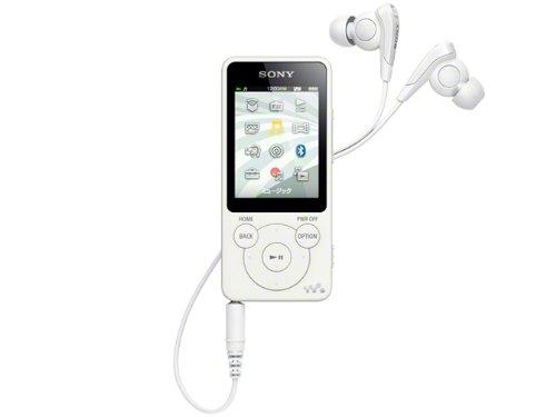 SONY ウォークマン Sシリーズ 32GB ホワイト NW-S786/W