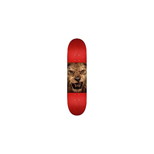 Mini Logo Skateboards Tabla Chevron 15 - Birch - Lion Eyes 8.5