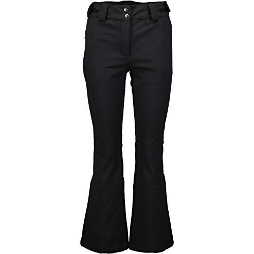 McKINLEY Stacey II Jetski Hose Skihose Damen Kurzgröße Black, Größe:20