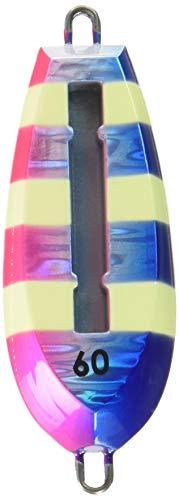 ルミカ(日本化学発光) A20270 寄ってこい ケミホタル37対応 光略カスタムシンカー 60号 ブルピンゼブラ A20270 ブルピンゼブラ