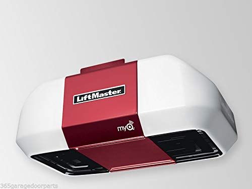 Lowest Price! LiftMaster 8550W Garage Door Opener Elite Series DC Battery Backup W/O Rail