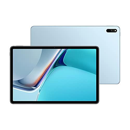 HUAWEI MatePad 11 タブレット 2021年モデル Wi-Fi6 ディスプレイ解像度(2,560×1,600) Harman Kardonチューニング クアッドスピーカー RAM6GB ROM128GB アイスブルー日本正規代理店品