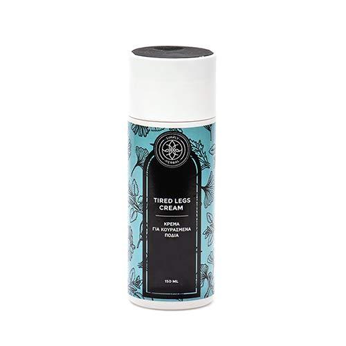 Simply Herbal Crema para piernas cansadas con mezcla de aceite natural (150ml)
